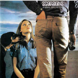 Scorpions ‎– Animal Magnetism (CD)