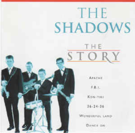 Shadows ‎– The Story (CD)