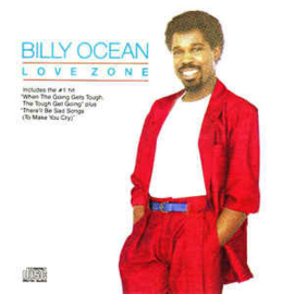 Billy Ocean ‎– Love Zone (CD)