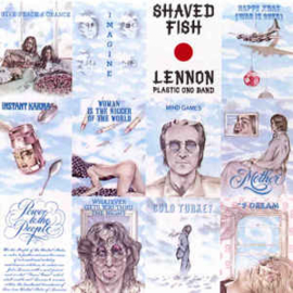 John Lennon / Plastic Ono Band ‎– Shaved Fish