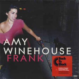 Amy Winehouse ‎– Frank (LP)