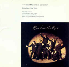 Paul McCartney & Wings ‎– Band On The Run