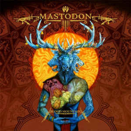 Mastodon ‎– Blood Mountain (CD)
