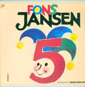 Fons Jansen – Fons Jansen 5