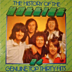Hollies – The History Of The Hollies