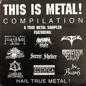 Various – This Is Metal (CD)