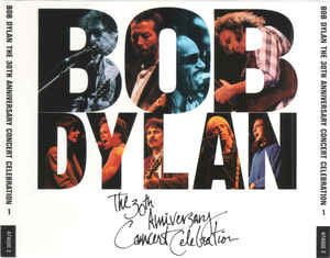 Various – Bob Dylan - The 30th Anniversary Concert Celebration (CD)