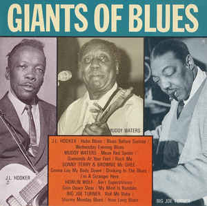 Various – Giants Of Blues (CD)