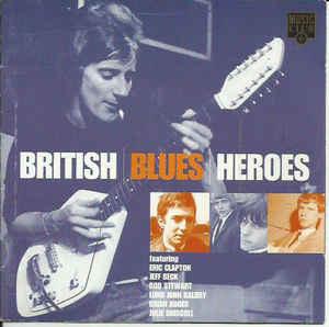 Various – British Blues Heroes (CD)