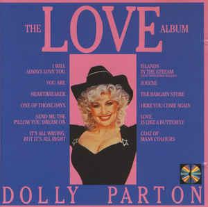 Dolly Parton – The Love Album (CD)