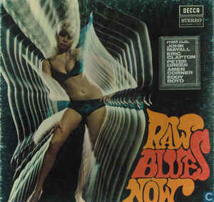 Various ‎– Raw Blues Now!