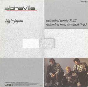 Alphaville – Big In Japan (Extended Remix)