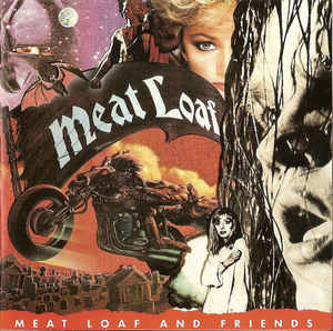 Various – Meat Loaf And Friends (CD)