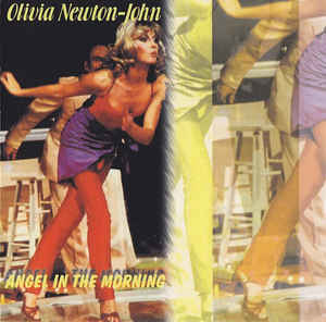 Olivia Newton-John ‎– Angel In The Morning (CD)