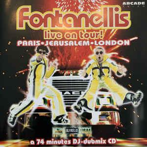 Various – Fontanellis Live On Tour! (CD)