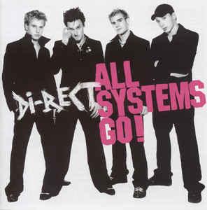 Di-Rect – All Systems Go! (CD)