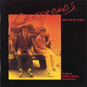 Ry Cooder ‎– Crossroads - Original Motion Picture Soundtrack (CD)