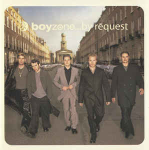 Boyzone – ...By Request (CD)