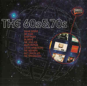Various – The 60s & 70s Collection (CD)