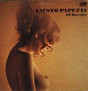 Fausto Papetti – 29a Raccolta