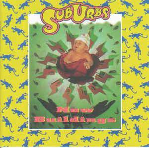 Suburbs – New Buildings (CD)