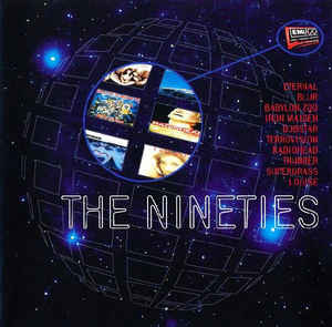 Various – The Nineties Collection (CD)