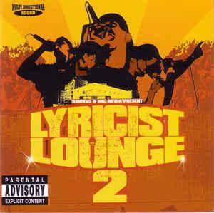 Various - Lyricist Lounge 2 (CD)