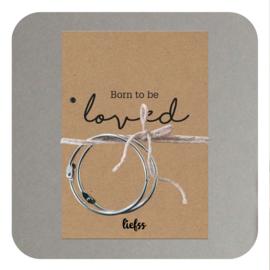 Bewaarbundel A5 - Born to be loved