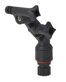 Swivel and tilt holder for camera or portable navigation lights