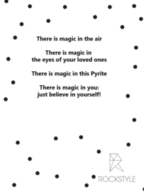 WINTER giftbag 'magic'