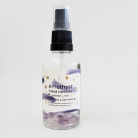 Hand Sanitizer: ZEN - Amethyst (2 stuks)