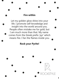Fire within - Pyriet