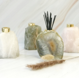 Gemstone Diffuser - Agate (2 pieces)