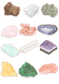 Starterset Rockies: verzamel ze steen voor steen