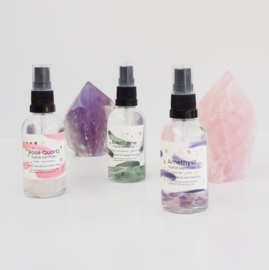 Hand Sanitizer: HAPPY - Aventurine (2 stuks)