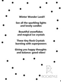 WINTER giftbag 'winter wonder land'