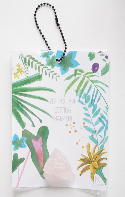 Floral Jungle: getting married!