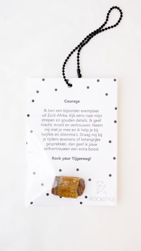 Courage - Tijgeroog