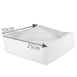 Hydrofiele gazen 50 stuks (25 x 20 cm)