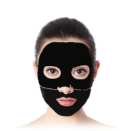 Carbon Crystal Collagen Mask