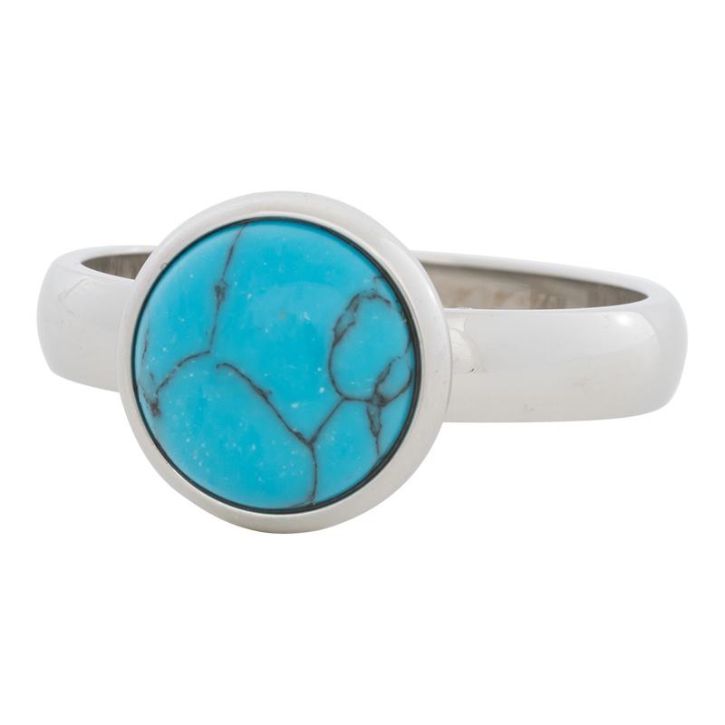 12mm 1 Blue Turquoise Stone