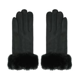 Handschoenen Simple Elegance - Zwart
