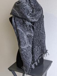 Sjaal Stay Warm - Grijs