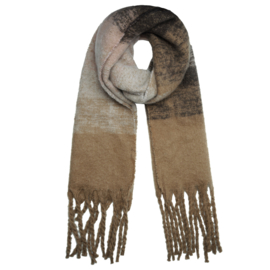 Sjaal Keep me Warm - Taupe