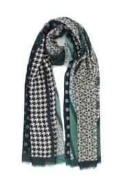 Sjaal Bronzite - Groen