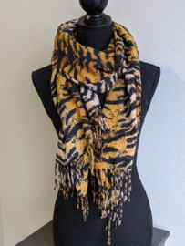 Sjaal Soft Tiger - Geel