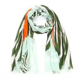 Sjaal Color Zebra