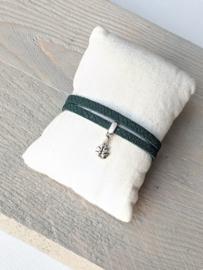 Armband Leaf - Groen