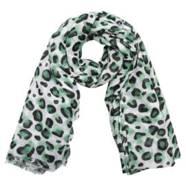 Sjaal Wild One - Groen