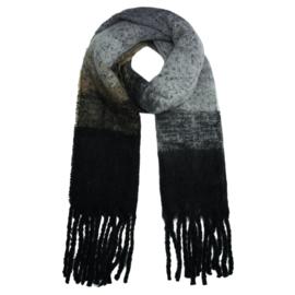 Sjaal Keep me Warm - Zwart